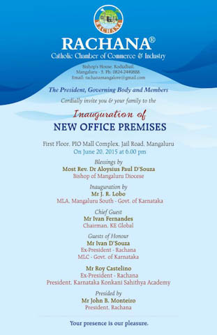 Inauguration Of New Office Premises